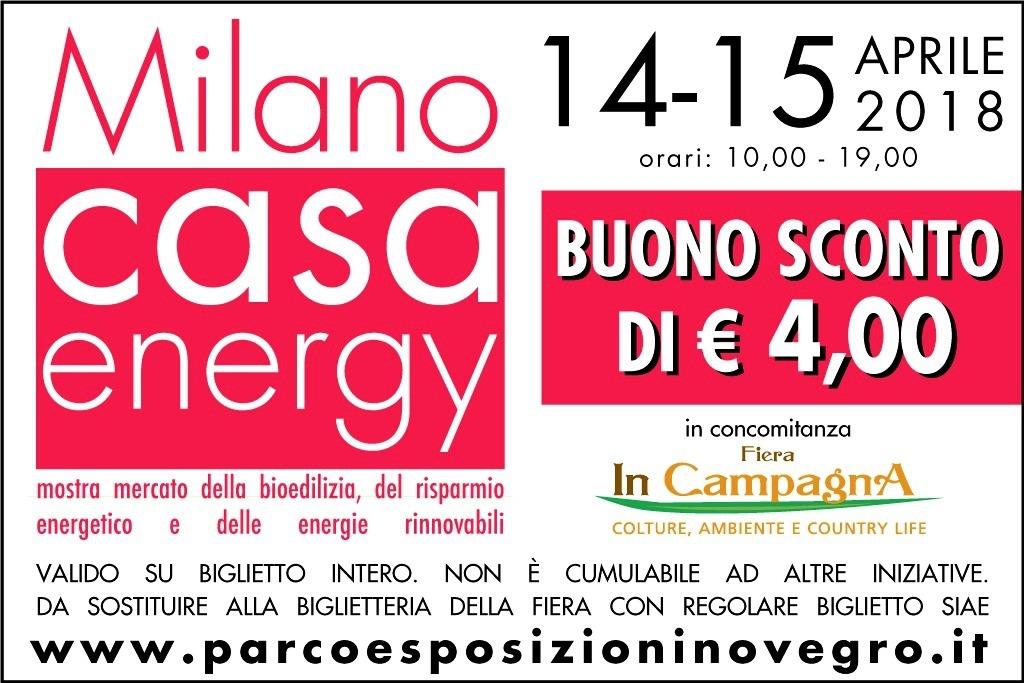 ISOLARE a Milano Casa Energy Biglietto_Invito_Sconto_269_1.jpg (Art. corrente, Pag. 1, Foto generica)