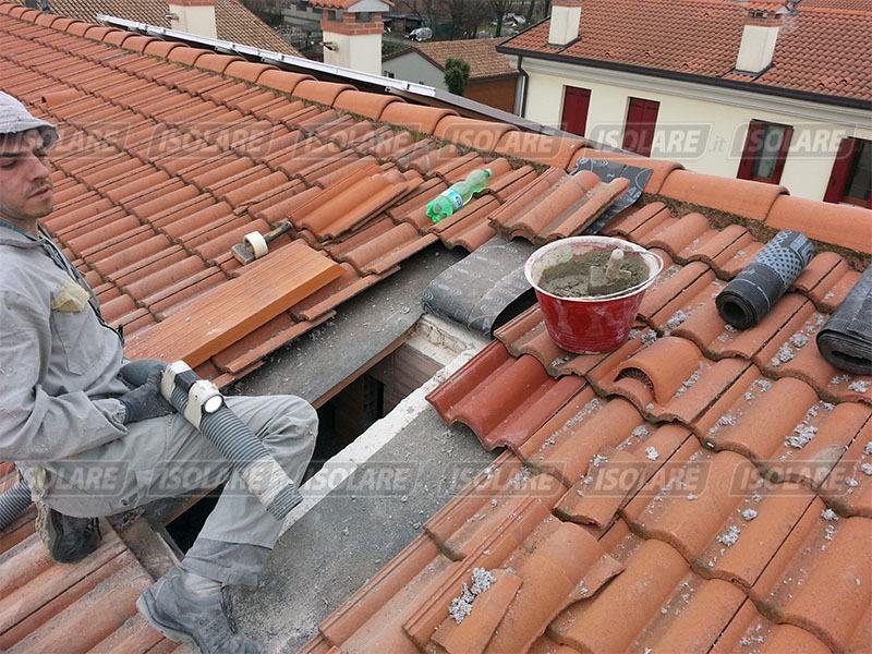 Isolamento soffitto dall interno 28 images ispirazioni - Isolamento tetto interno ...
