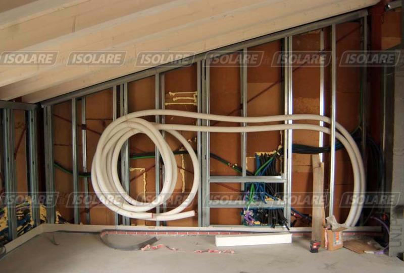Isolare pareti interne coibentazione e isolamento termico - Costo cappotto interno ...