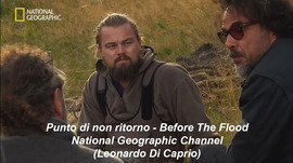 Punto di non ritorno - Before The Flood (Leonardo Di Caprio)